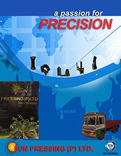 Sun Pressing Private Limited-Madurai Automotive Components